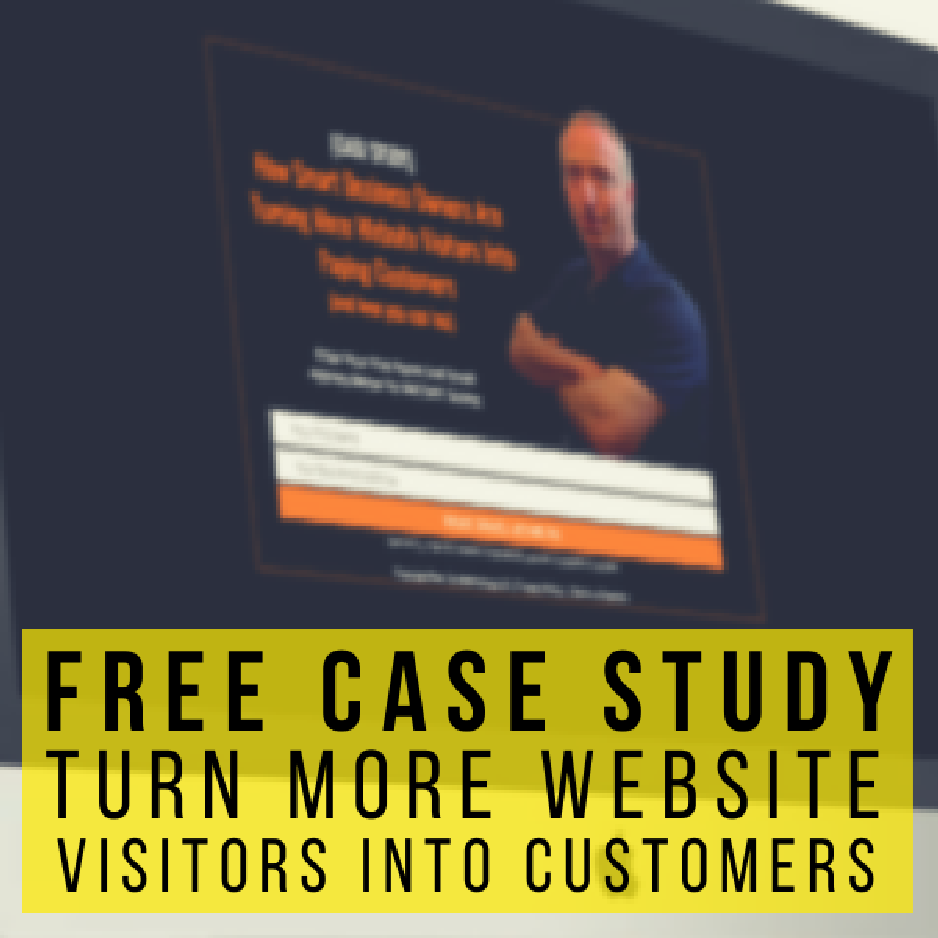 Free Case Study: Turn More Website Visitors Into Paying Customers