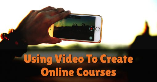 Using Video To Create Online Courses