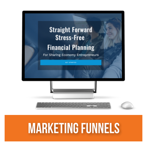 Marketing Funnels and Landing Pages
